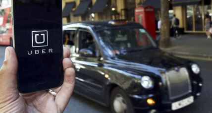 Why Uber is suing over London's English skills requirement for drivers