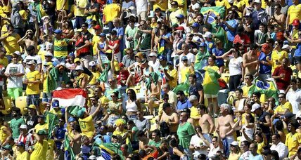 Feeling the Rio spirit? Brazilians find they're enjoying the Games after all.