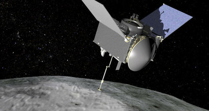 NASA greenlights OSIRIS-REx for asteroid hunt