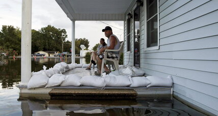 Needed in Louisiana as flood waters ebb: 40,000 new homes