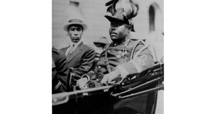 Marcus Garvey's family asks President Obama for a posthumous pardon