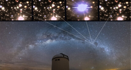 For the first time ever, astronomers watch a sleeping white dwarf go nova