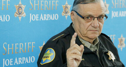 Is opinion turning against Joe Arpaio in Arizona?