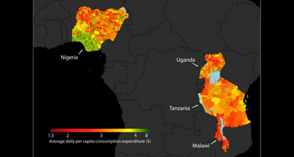 New software can track global poverty...from space