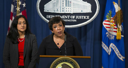 DOJ: Stop jailing people just because they can't afford bail