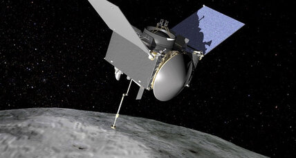 NASA to launch asteroid-sampling mission in three weeks