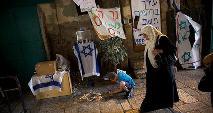 Poll: Majority of Israelis, Palestinians want peaceful solution