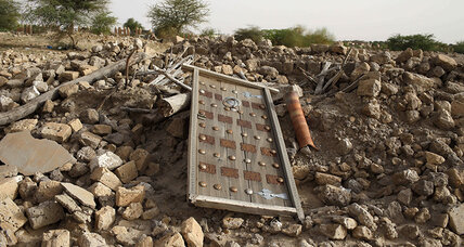 Why the ICC is trying Mali cultural destruction as war crime