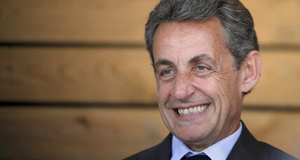 He's back: Sarkozy says he'll run for French presidency again next year