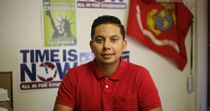 Rising force in Latino turnout: Hispanics who can't vote
