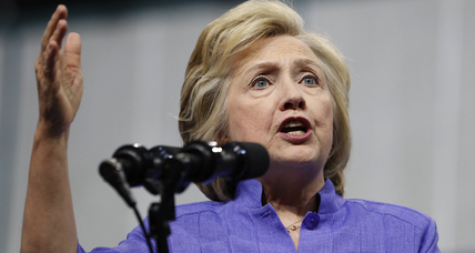 Latest batch of Clinton emails sheds light on relationship with donors