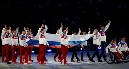 After losing doping appeal, Russia to be banned from Paralympic Games