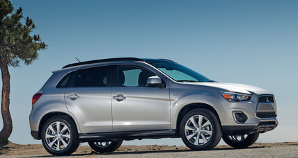 Mitsubishi Outlander, Lancer recalled for transmission problems