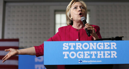 Clinton proposes tax simplification for small business