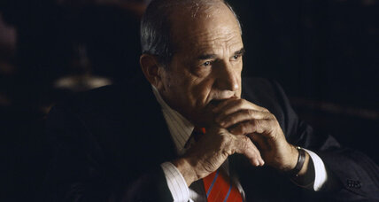 Actor Steven Hill became mainstay of 'Law & Order' series