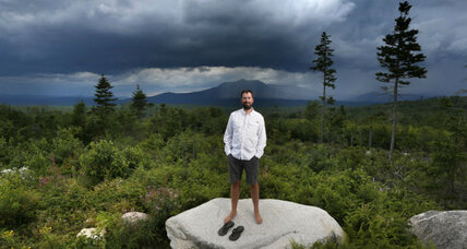 Why are some Mainers upset as Obama unveils new national park?