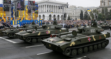 For Ukraine, an independence day marked by deep public frustration