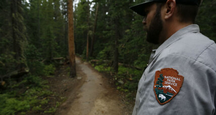 The National Parks Service, at 100, works to be more inclusive (+video)