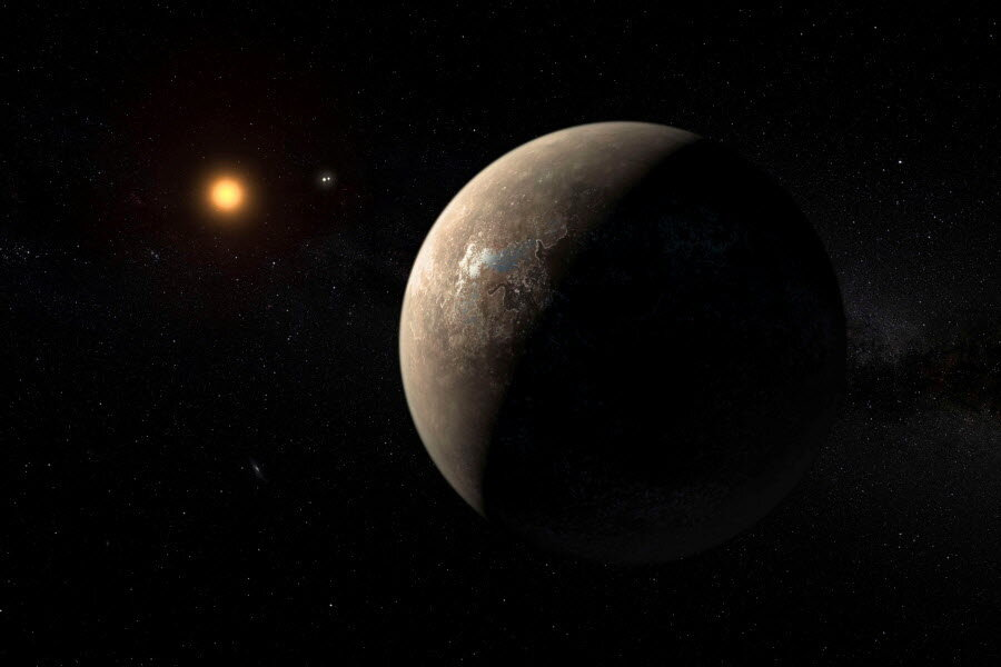 Proxima b briefing: How close is it, and when can we get there?