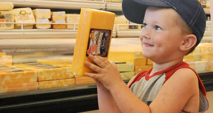 Why the US government wants Americans to eat more cheese