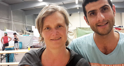 How is Germany handling so many refugees? With volunteers like 'Frau Anja.'
