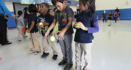 Why D.C. schools are ignoring PE guidelines