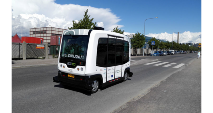 Self-driving buses in Helsinki: did Finland just create a new model?