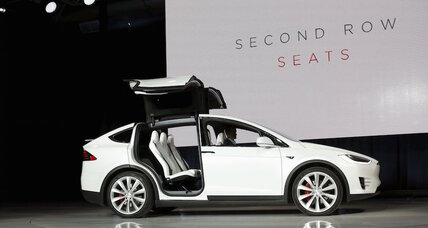 Tesla Model X falcon door update may have made them worse