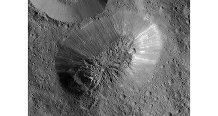 Ceres's latest surprise: Ice volcanoes