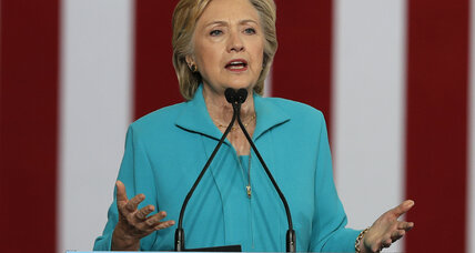 Clinton announces plan to rein in 'unjustified' price hikes on drugs