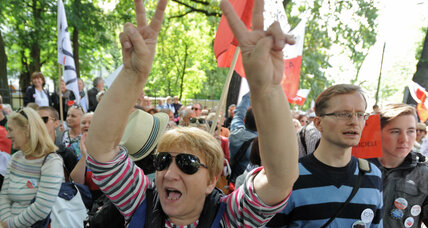 Opposite Poles: Why political middle ground is disappearing in Poland