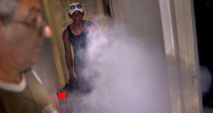 Cuba shows remarkable success in preventing Zika spread