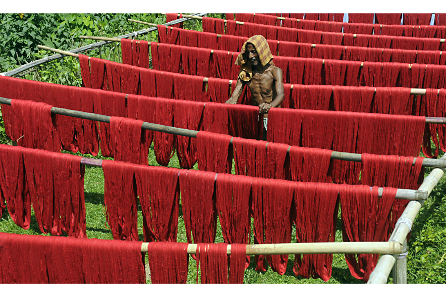 In India, demand grows for ethical supply chains in textile industry
