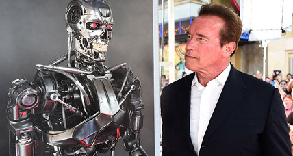 Pentagon is worrying about 'Terminator' coming true. Seriously.