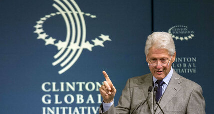 Behind Clinton Foundation, the problem of money in US politics