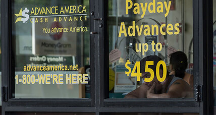 Payday loans a scourge, but still a need