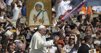 Mother Teresa canonized: Why Francis says it'll be hard to call her 'St. Teresa'