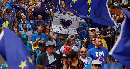 Should Britons get a 'redo' on Brexit? Millions push for second referendum