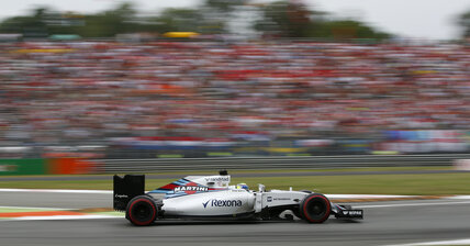 Mercedes AMG takes 1st and 2nd at Formula One Italian Grand Prix