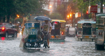 Is climate change generating stronger, more frequent typhoons?