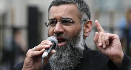 Britain sentences radical Islamic preacher Anjem Choudary to five years