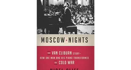 'Moscow Nights' recalls Van Cliburn and the power of music to melt the cold war