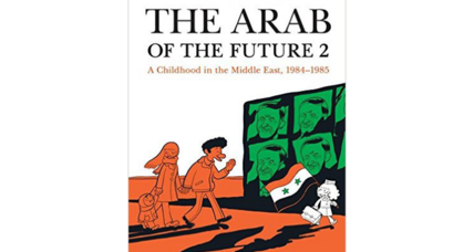 'The Arab of the Future 2' sees Syria through the eyes of an outsider