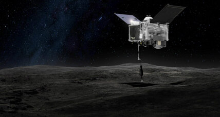 Scientists will be studying NASA's asteroid samples for decades