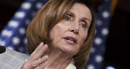 Are GOP ads citing hacked emails unpatriotic? Nancy Pelosi says so.