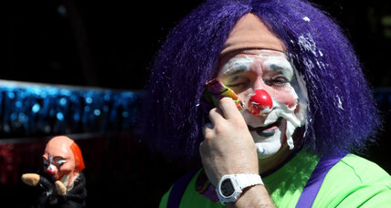Why real clowns are bugged by stories of 'creepy clowns'