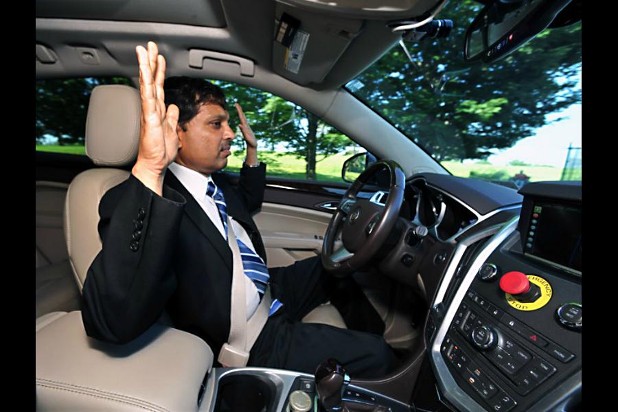 Australian Driverless Vehicle Initiative Position Paper
