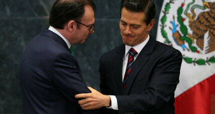 Mexican finance minister who arranged Trump visit steps down