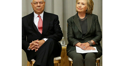 Colin Powell advised Hillary Clinton about emails: Does it matter now?