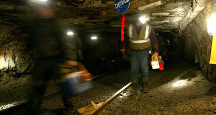 Why 10,000 coal miners are descending on Washington